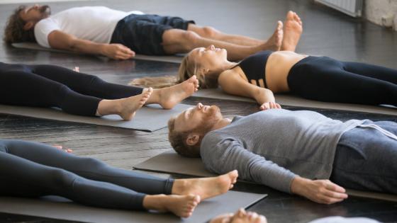 Nina Saurer Yoga Nidra