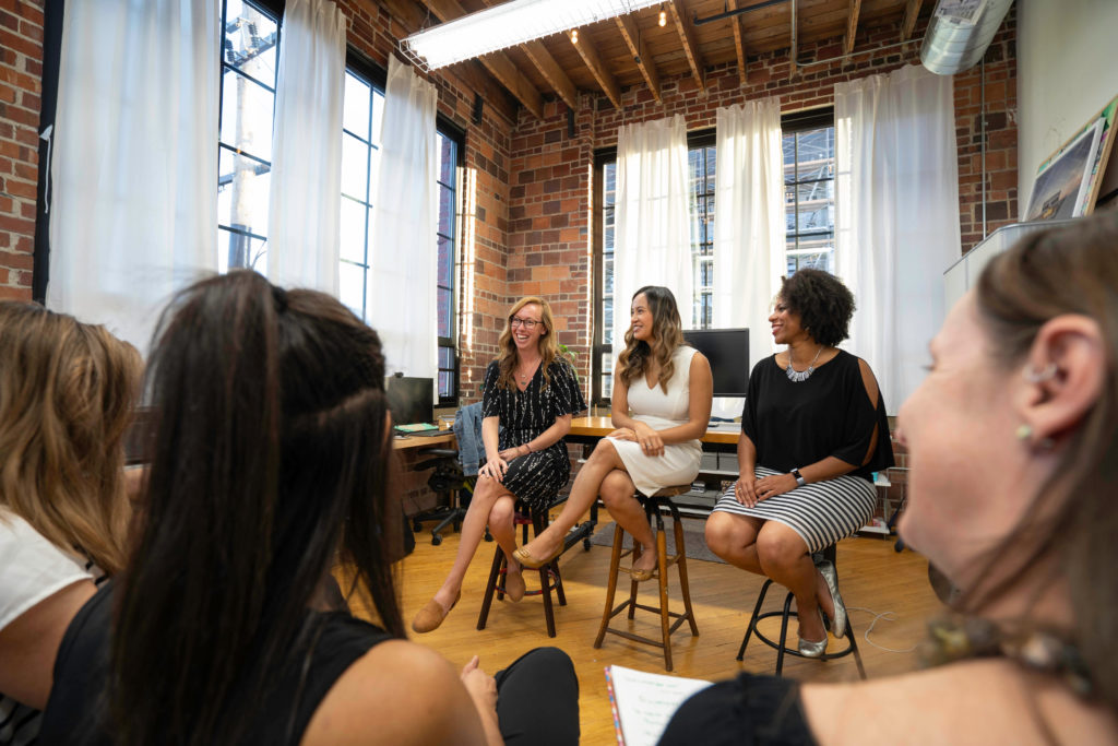 Nina Saurer Workshops + Classes