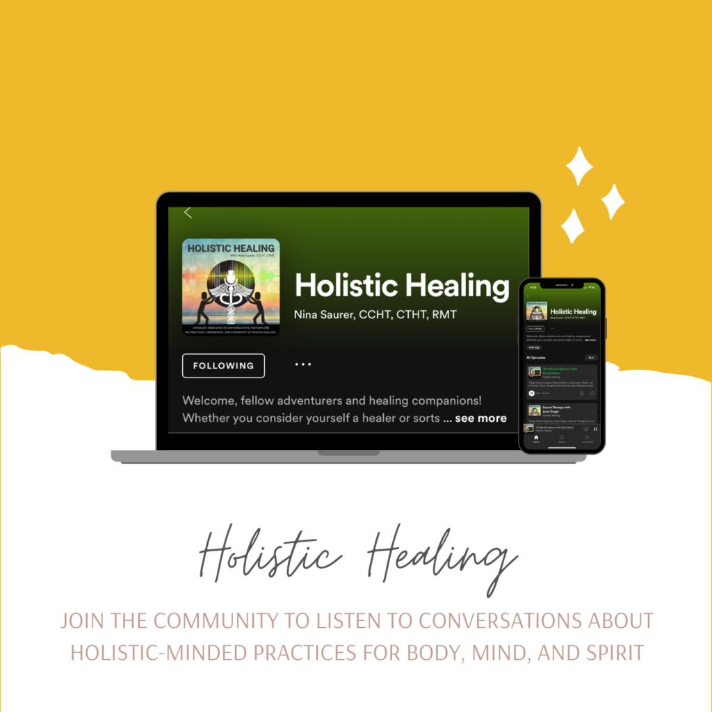 Holistic Healing Podcast
